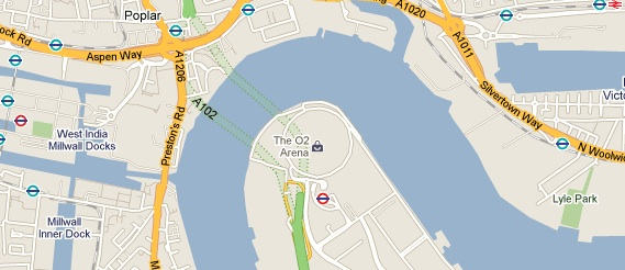 London Map London Map - 02 london map