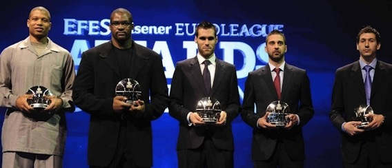 All Euroleague team 2011