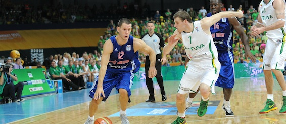 Great Britain v Lithuania; Reinking 568