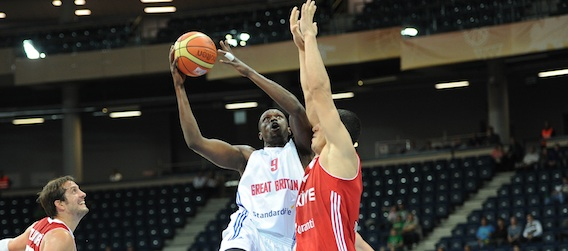 Great Britain v Turkey Luol deng 568