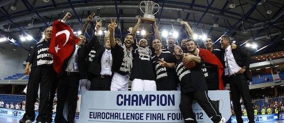 FIBA EuroChallenge Final Four -Final