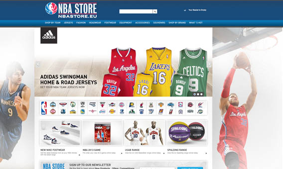 cristacarbo2wl55op.ga To Launch in September and Offer Fans a Wide Range of NBA-branded Products. LONDON – August 13, The NBA today announced a multi-year partnership with Kitbag, Europe's leading online sports retailer, to launch the league's official online store for Europe.