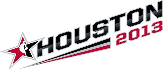 NBA All Star 2013 Logo