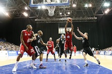 Riders hustle play won out (Ville Vuorinen)