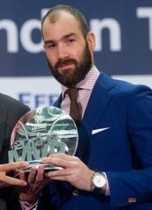 Spanoulis is league MVP