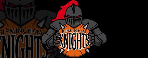 Birmingham Knights Logo 568