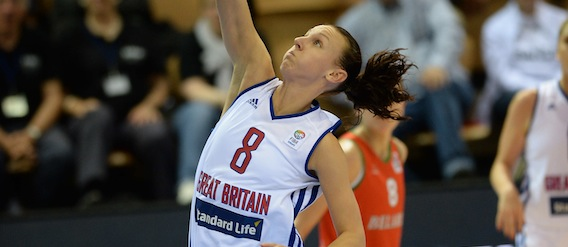 Great Britain v Belarus