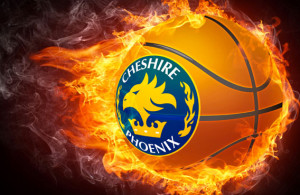 cheshire phonenix flaming ball logo