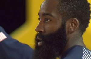 james harden confused by haka