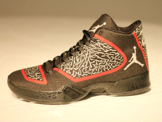 jordan xx9 launch close up barcelona