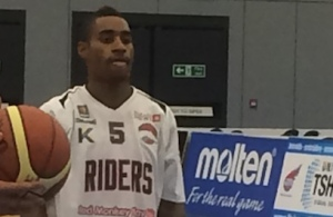 Leicester Riders Neil Watson