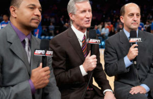 mark jackson jeff van gundy espn