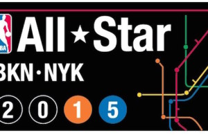 NBA All Star 2015 logo