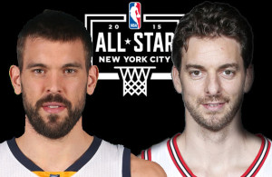 gasol brothers all star 2015