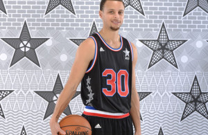steph curry all star