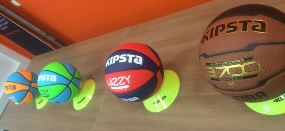 Kipsta balls