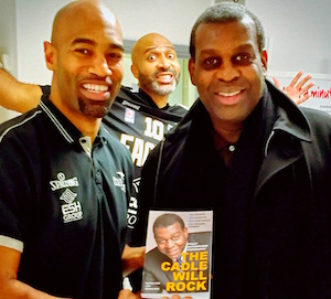 2 of the best: Kevin Cadle and Fab Flournoy