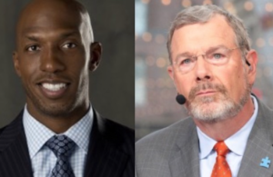 BT Sport and ESPN analysts PJ Carlesimo and Chauncey Billups