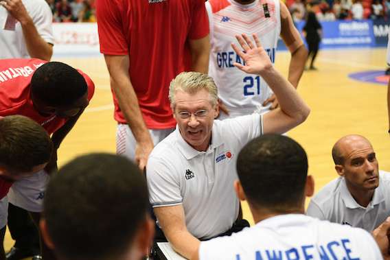 Joe Prunty has faith in his group (MAP)