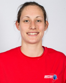 Hannah Peacock is the Pride's lone GB cap