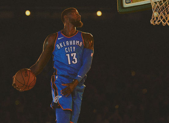 Nike releases all new NBA 'statement edition' alternate jerseys at media event